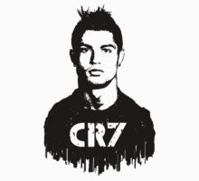 CR7 tattoo Kids Clothes
