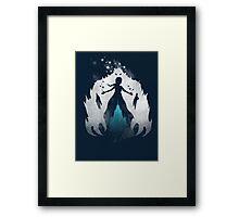 Monster Within Framed Print
