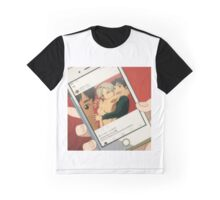 Instagram FULL - Yuri!!! on Ice Graphic T-Shirt