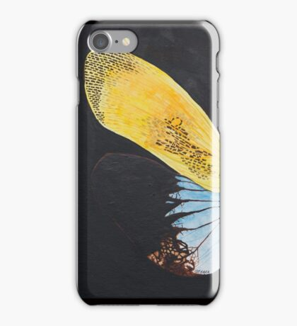 Moth Wing iPhone Case/Skin