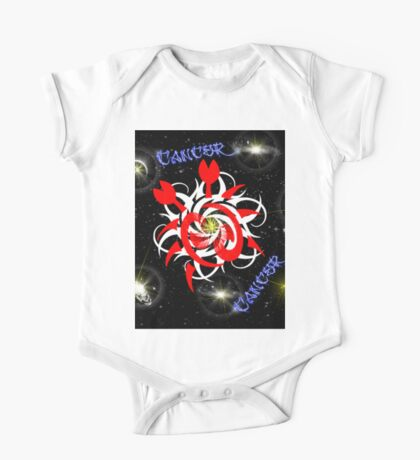 Cancer - Astrology Sign One Piece - Short Sleeve