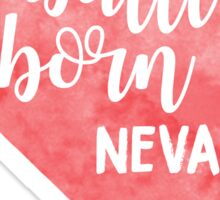 Nevada - Battle Born Sticker