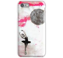 On Pointe by the Moon iPhone Case/Skin