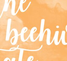 Utah - The Beehive State Sticker