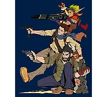 Naughty Dog - Drake, Joel, Jak Photographic Print