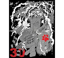 Naughty Dog 30th Anniversary - Chaos Photographic Print