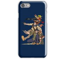 Naughty Dog - Drake, Joel, Jak iPhone Case/Skin