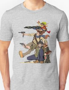 Naughty Dog - Drake, Joel, Jak Unisex T-Shirt
