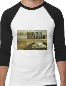 Driving Deceased Men's Baseball ¾ T-Shirt