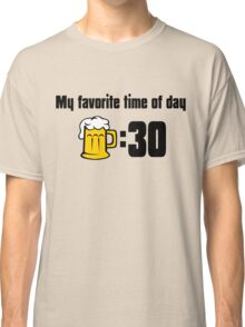 Beer:30 Classic T-Shirt