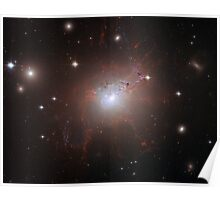 Magnetic monster NGC 1275 Poster