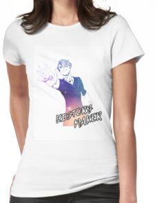 History Maker Viktor - Yuri!!! on Ice Womens Fitted T-Shirt