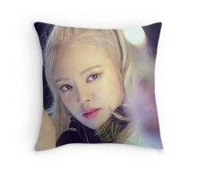 GG hyoyeon Throw Pillow