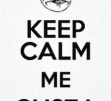Keep calm ME GUSTA by Lucycles