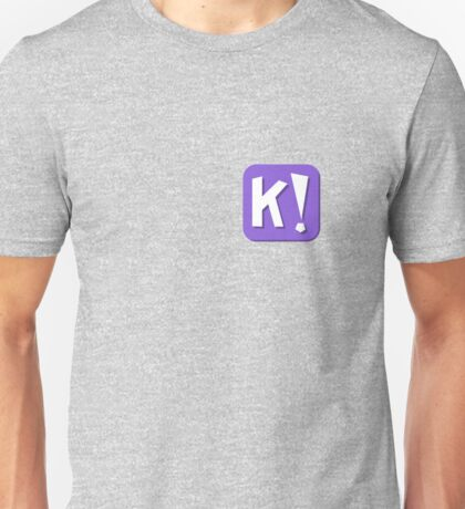 Kahoot! - Icon Design Unisex T-Shirt