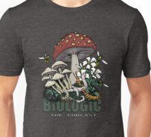 BioLogic Forest Floor Design Unisex T-Shirt