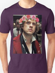 Enjolras with a Flower Crown Unisex T-Shirt