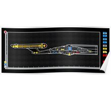 NX-01 Enterprise Systems Overview Poster