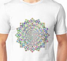 Fractal Tiles Unisex T-Shirt