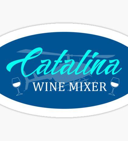 Catalina Wine Mixer Step Brothers Movie Sticker