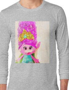 Princess Poppy Long Sleeve T-Shirt