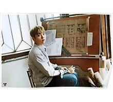 SVT seungkwan Poster