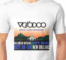 VOODOO MUSIC + ARTS EXPERIENCE CITY PARK 2016 Unisex T-Shirt