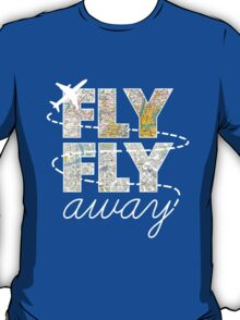 Catch Me If You Can - Fly, Fly Away T-Shirt