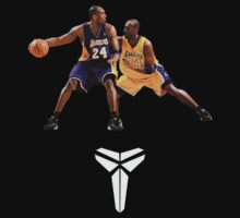 Kobe Bryant vs Kobe Bryant by alawn1