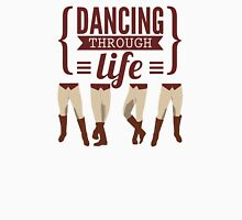 Dancing Through Life - Wicked  Men's Baseball ¾ T-Shirt