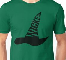 Wicked - in BLACK Unisex T-Shirt