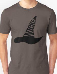 Wicked - in BLACK Unisex T-Shirt