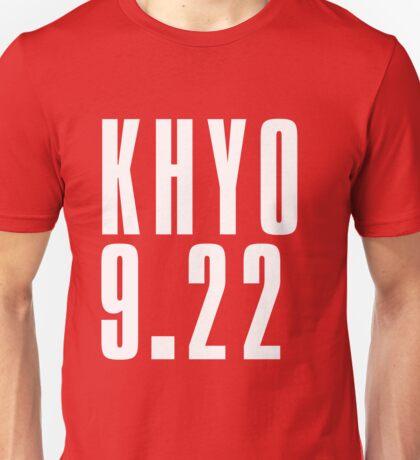KHYO - White Unisex T-Shirt