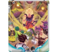 the namek saga  iPad Case/Skin