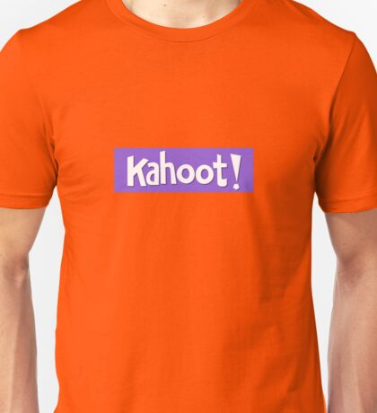 Kahoot Design Unisex T-Shirt