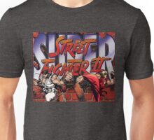 Street Fighter 2 - Super Unisex T-Shirt