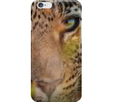 The bushes have eyes iPhone Case/Skin