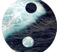 Yin Yang Oceans by brian25