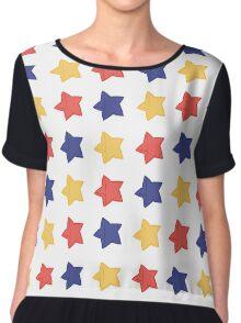 star paper (pinoy) Chiffon Top