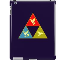 Kanto's Legendary Triforce 2.0 iPad Case/Skin