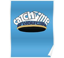 Catch Me If You Can - Pilot Hat Poster
