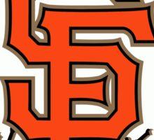San Francisco Giants Sticker