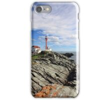 Cape Forchu in September iPhone Case/Skin