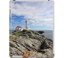 Cape Forchu in September iPad Case/Skin