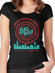 Big Bad Sunnydale Women's Fitted Scoop T-Shirt