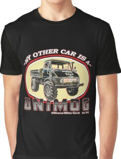 unimog Graphic T-Shirt