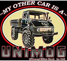 unimog Photographic Print