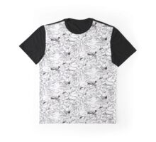 Cool Print Graphic T-Shirt
