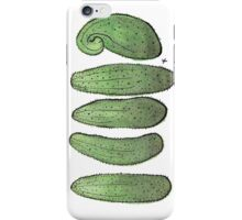 Cucumbers 2 iPhone Case/Skin