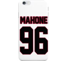 Mahone '96 iPhone Case/Skin